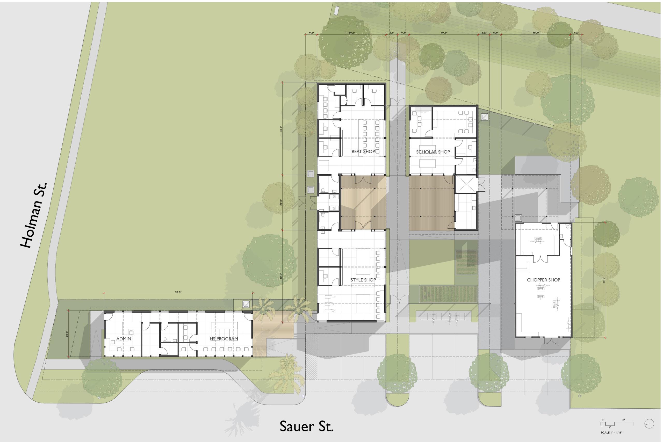 Workshop Houston Plan