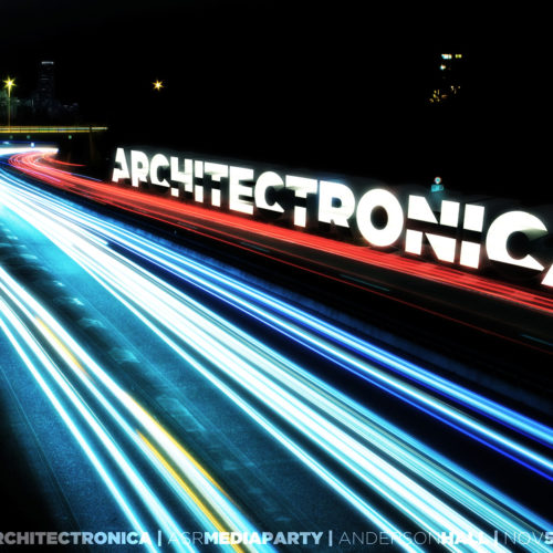 architectronica main poster