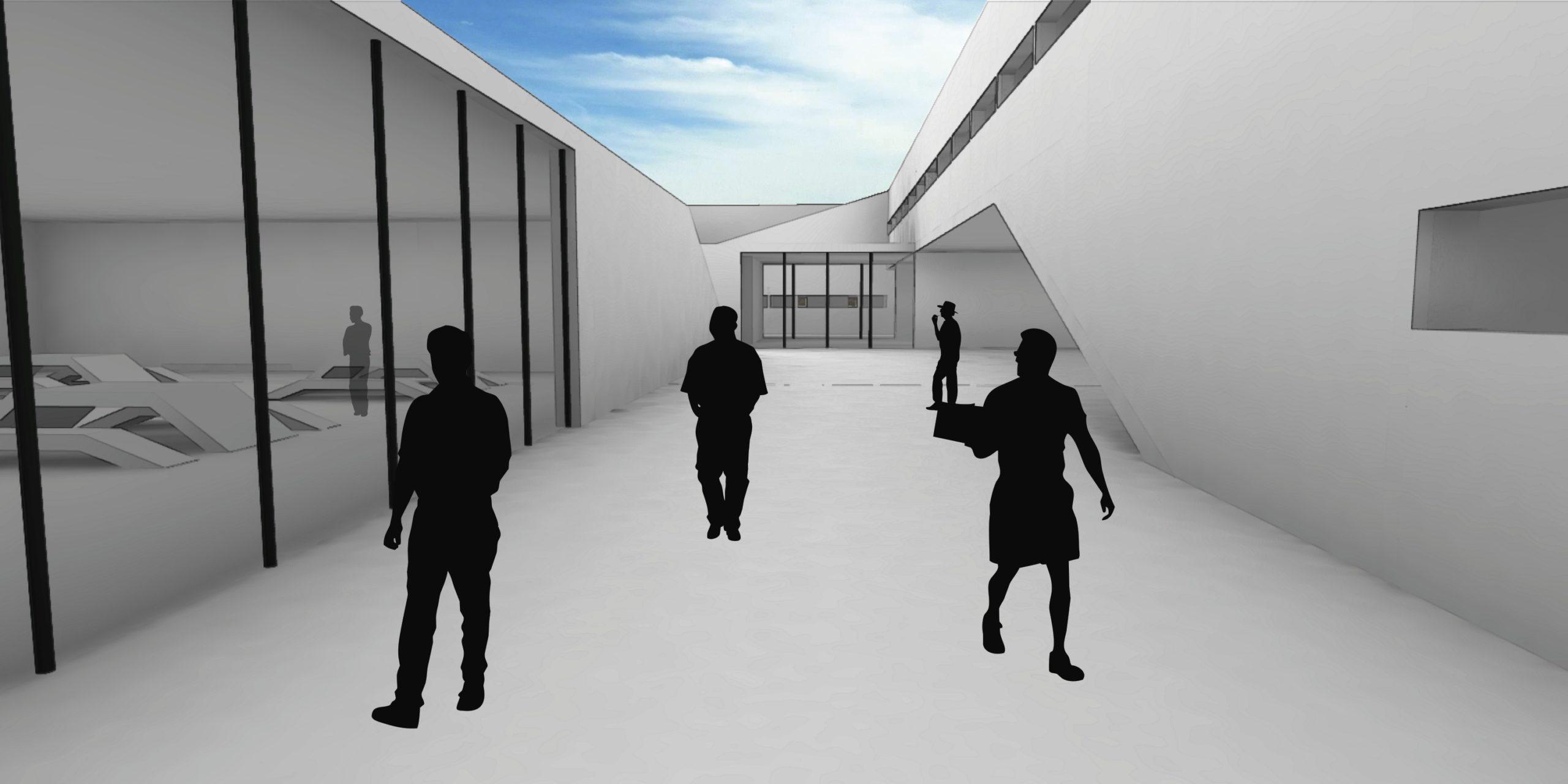 mikrokosmos prison rendering 3
