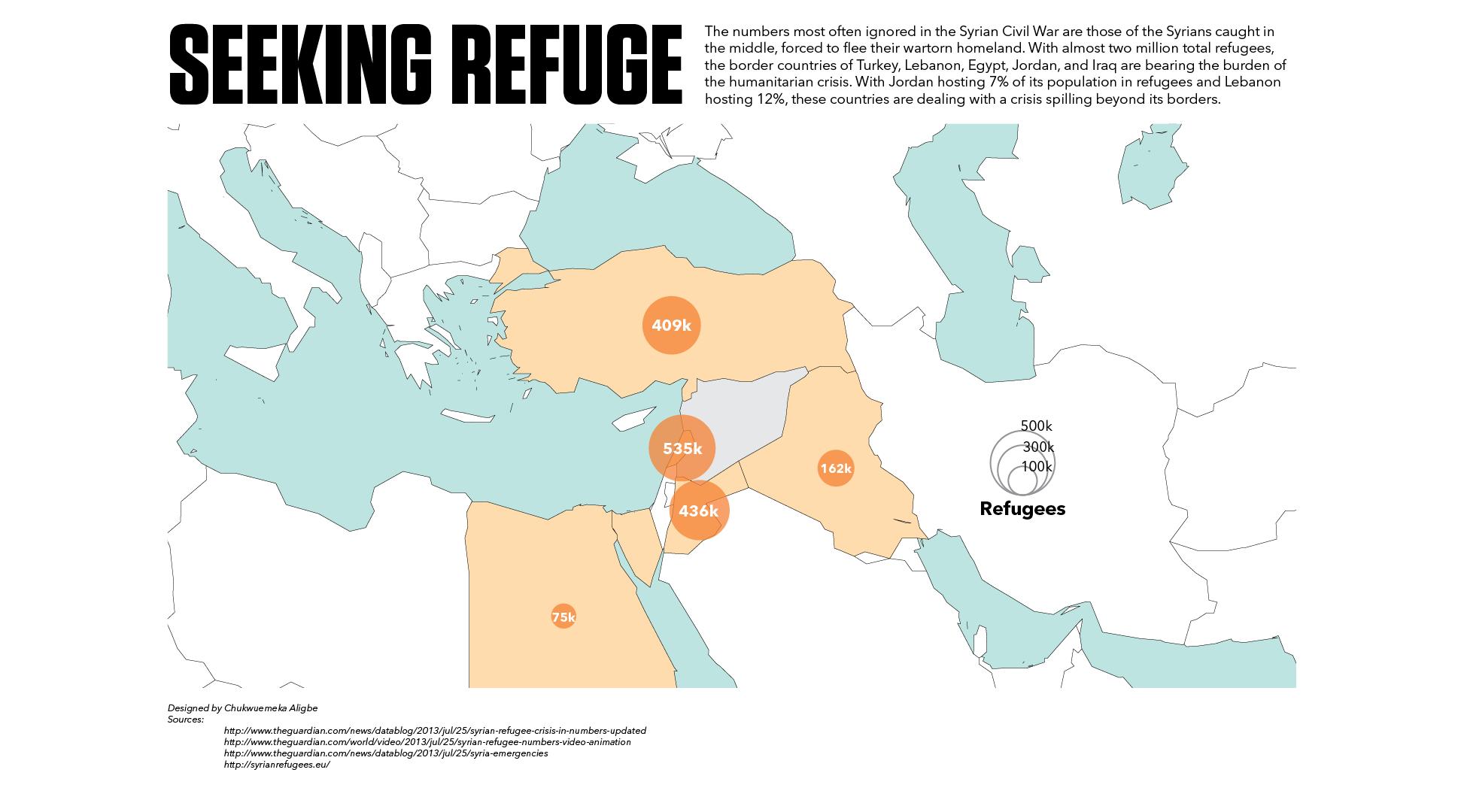seeking refuge syrian refugee crisis