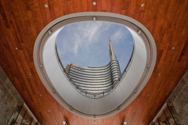 Unicredit Tower Egg