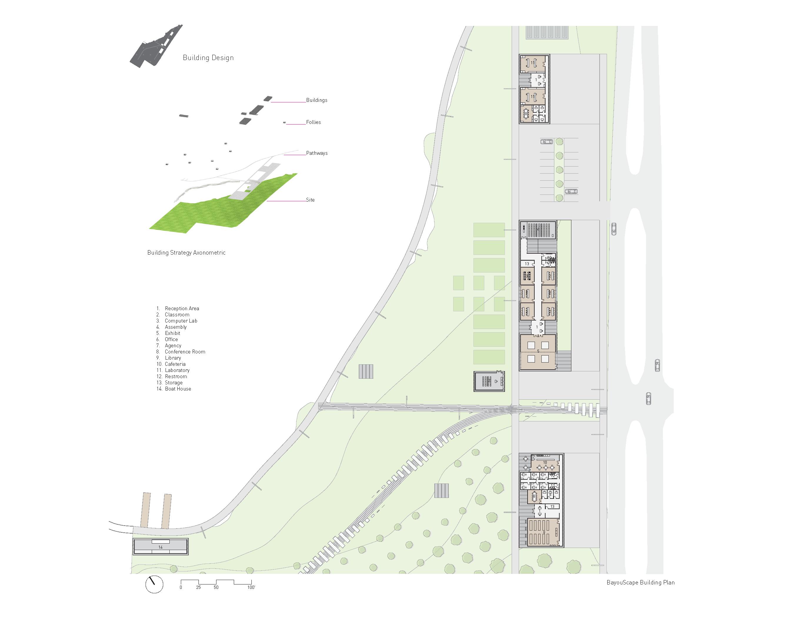 bayouscape enlarged plan