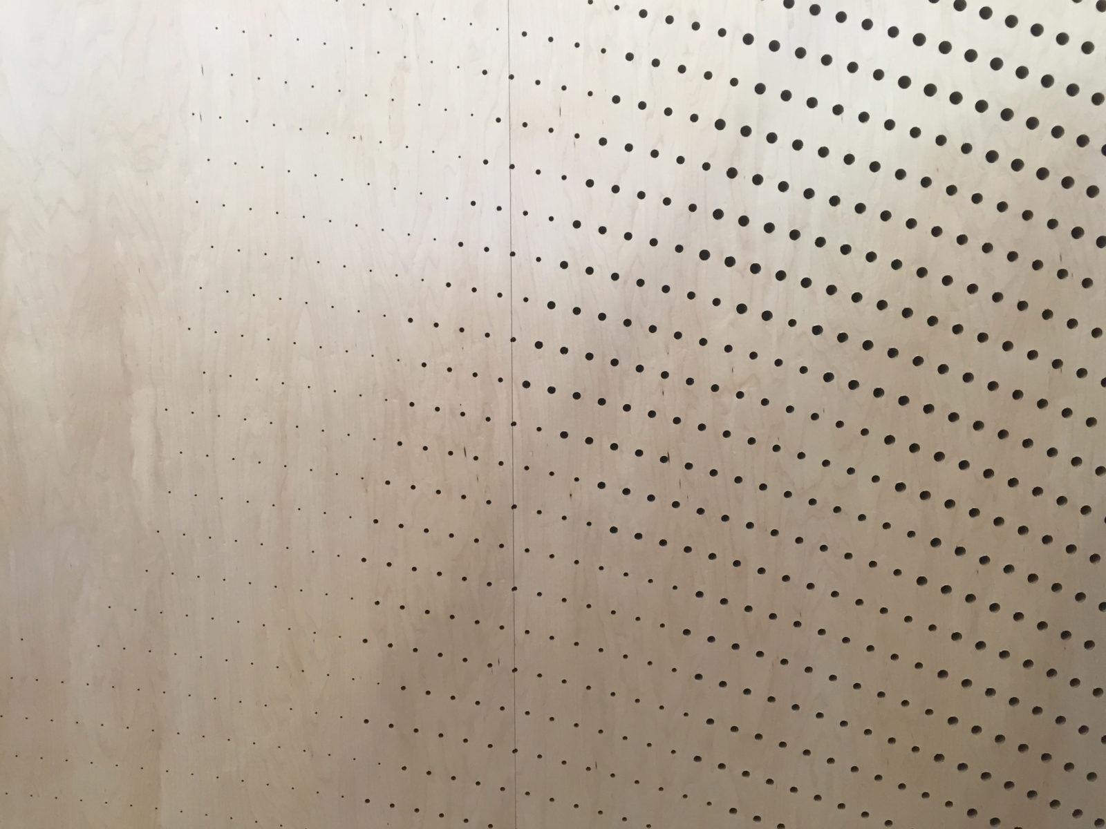 hightower stair wall parametric detail