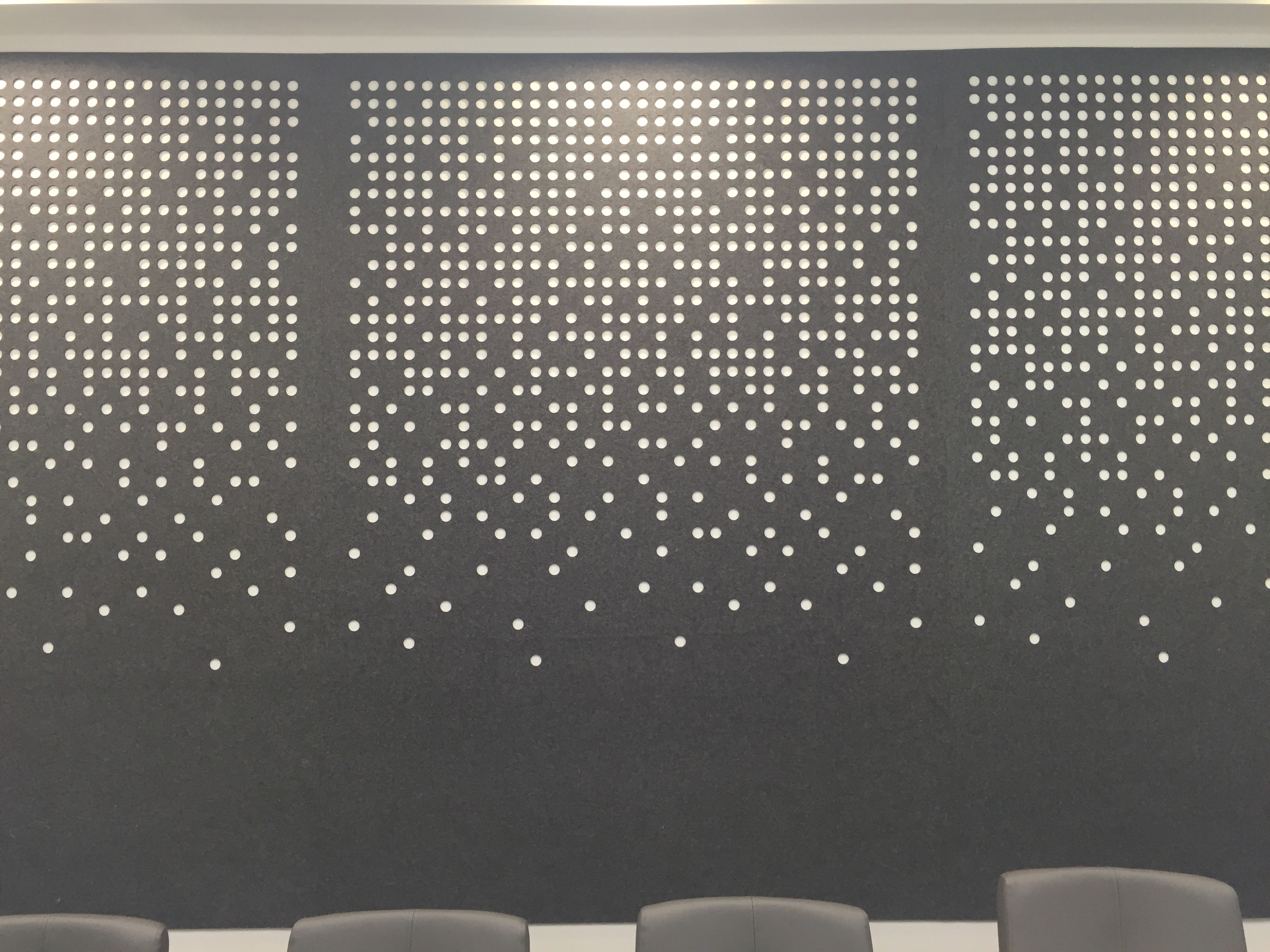 hightower conference room wall