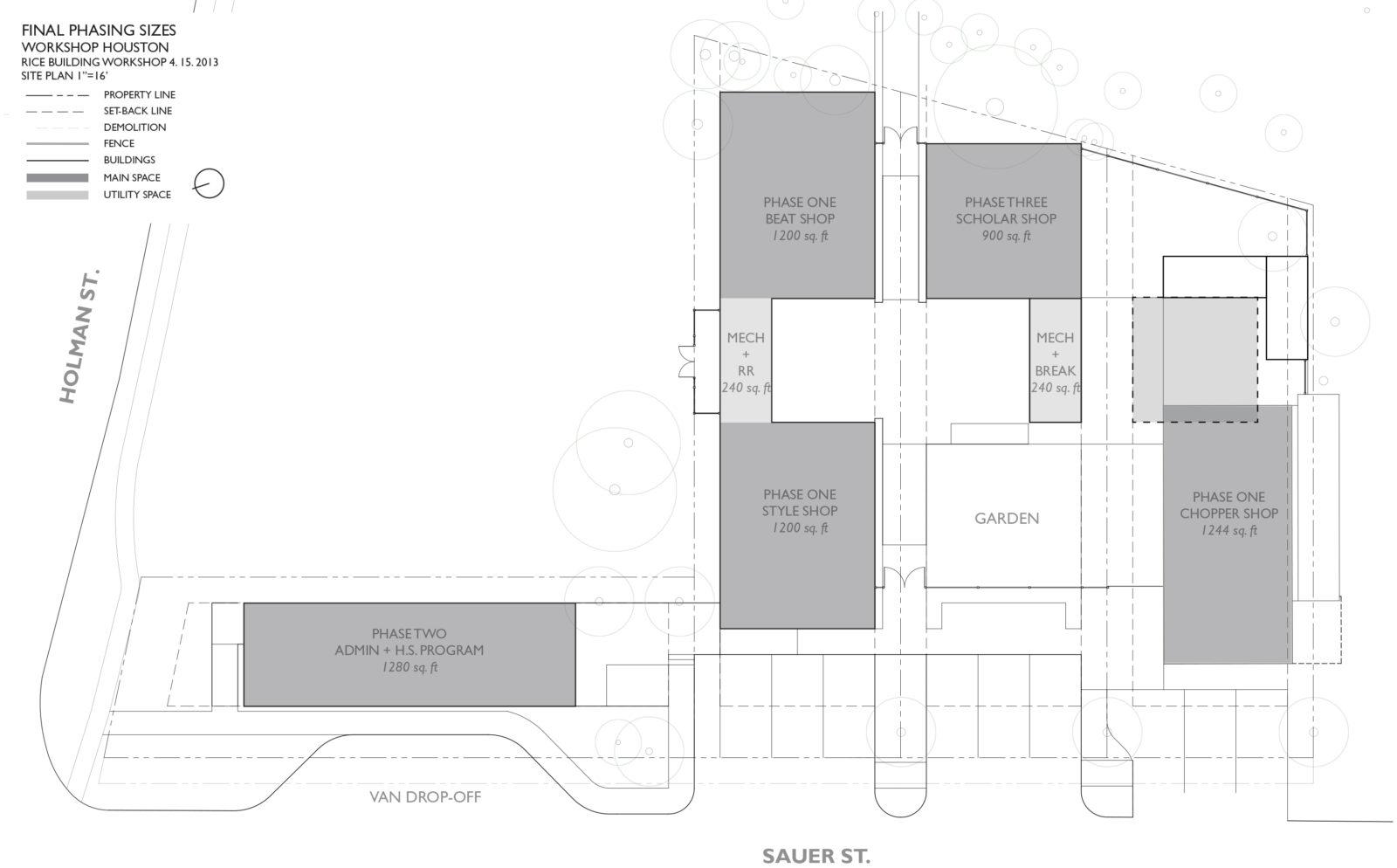 Workshop Houston Plan Diagram 2