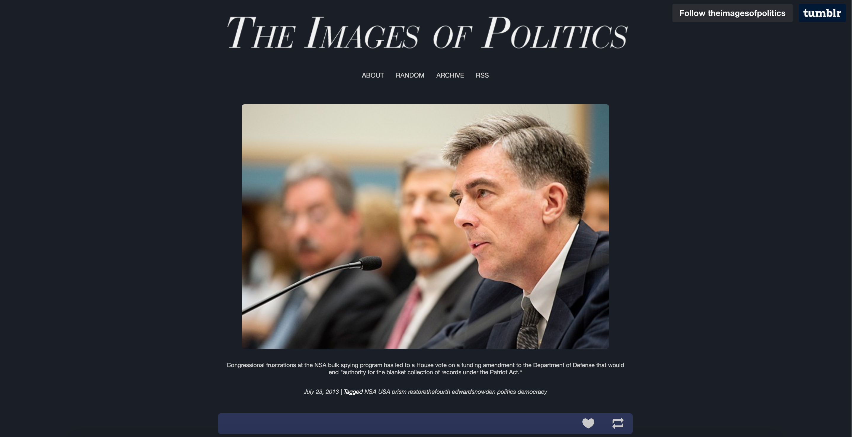 the images of politics page 2