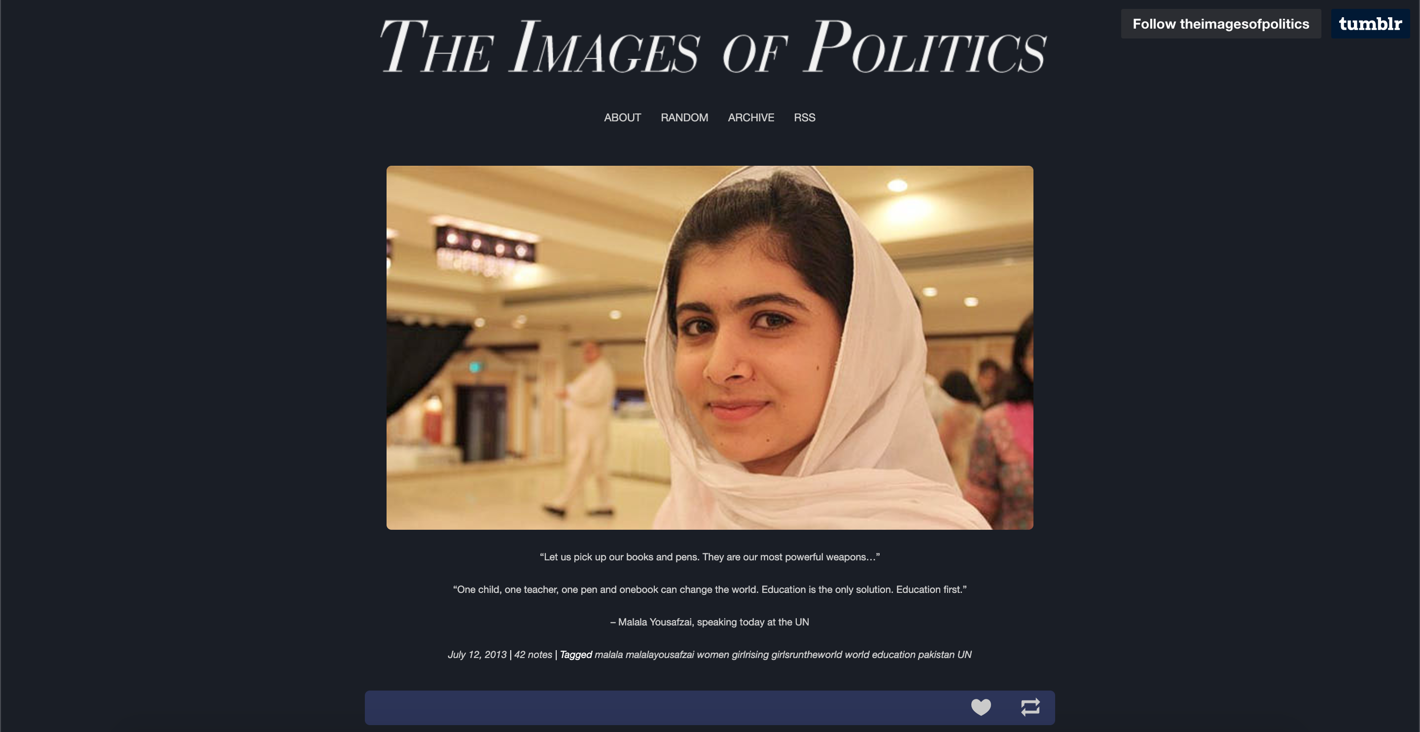 the images of politics page 3