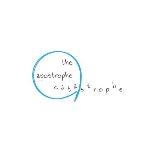 Apostrophe Catastrophe Cover