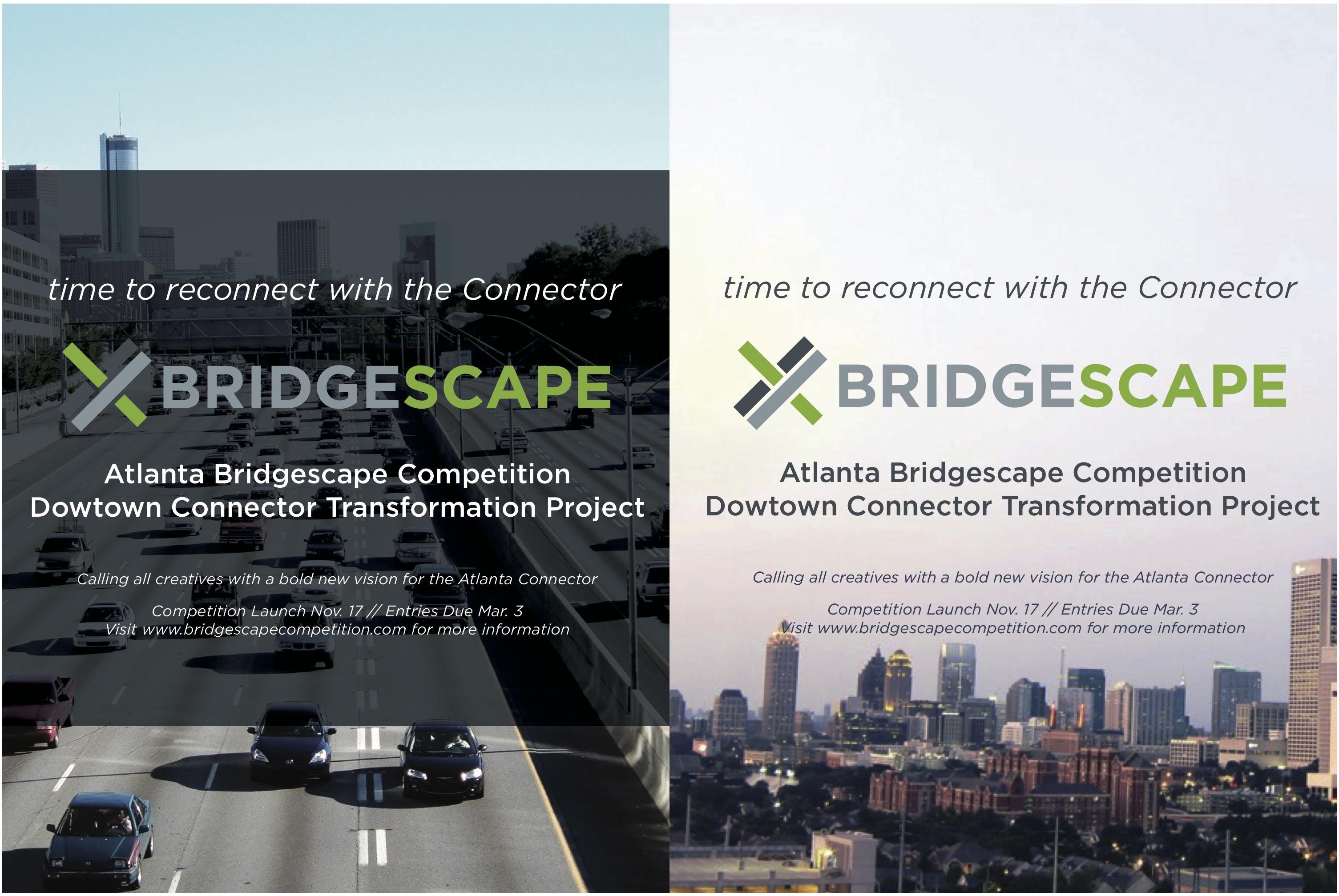 bridgescape poster designs