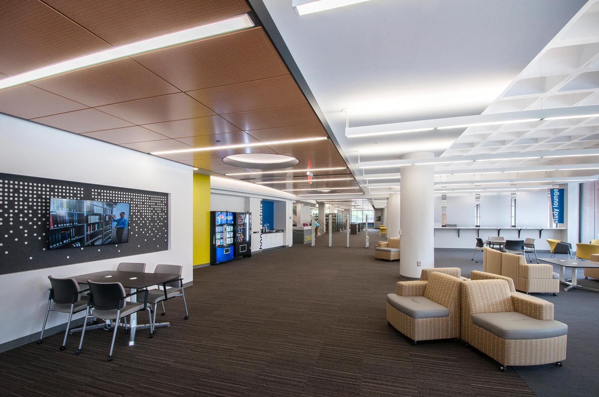 gsc hightower library lobby