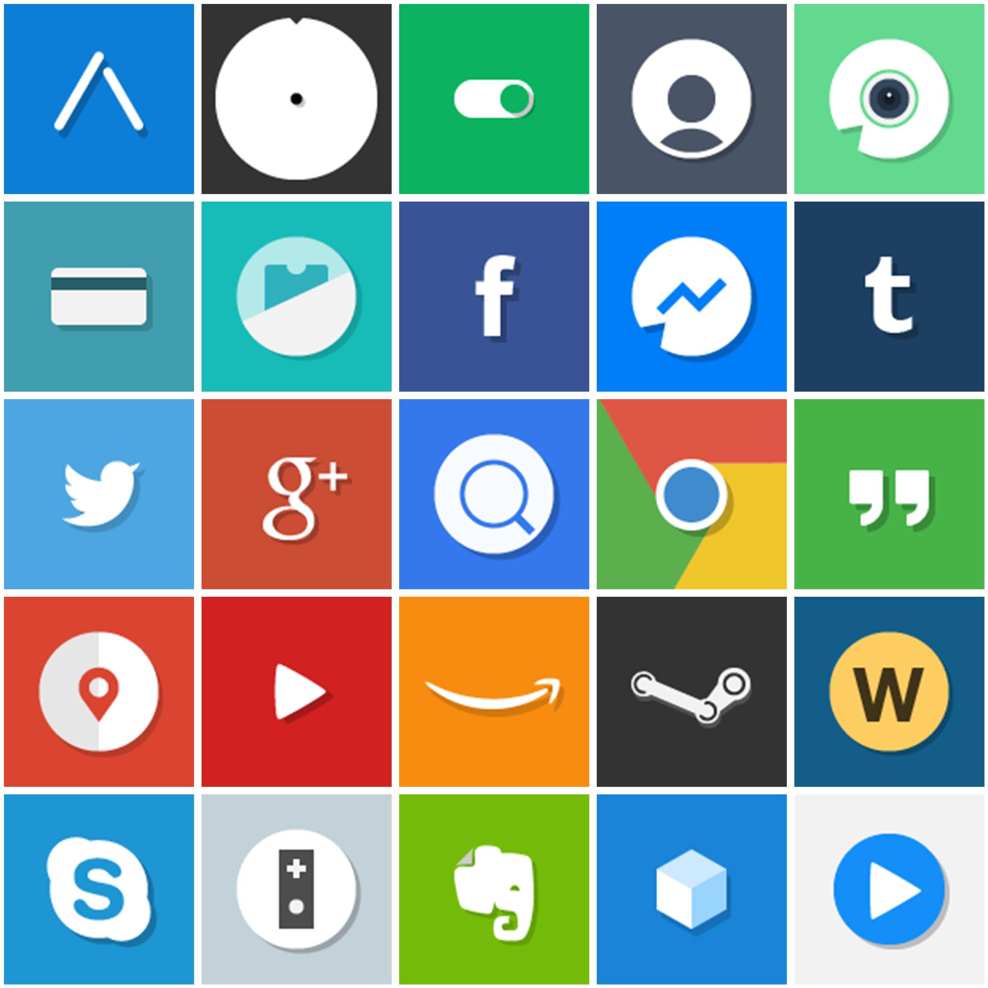 Micron Icon Set 2