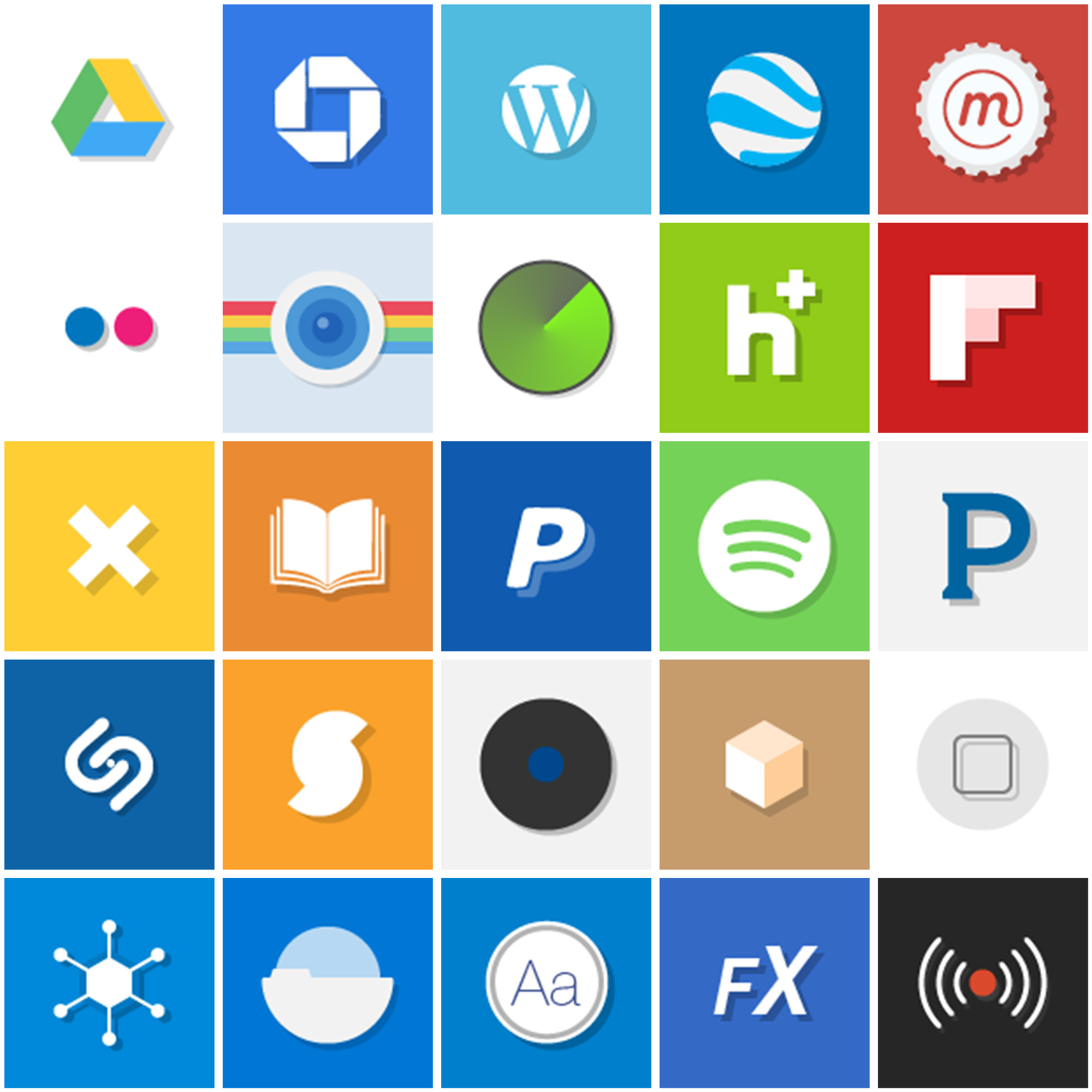 Micron Icon Set 3