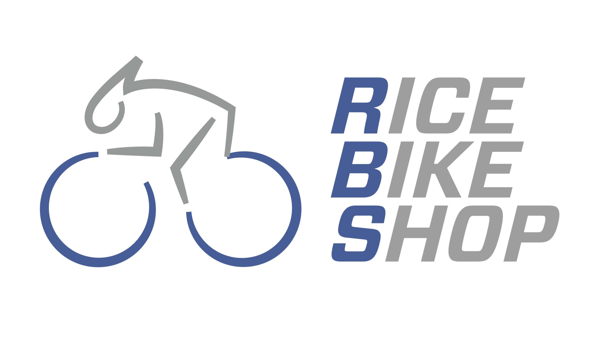 Rice Bike Shop Logo