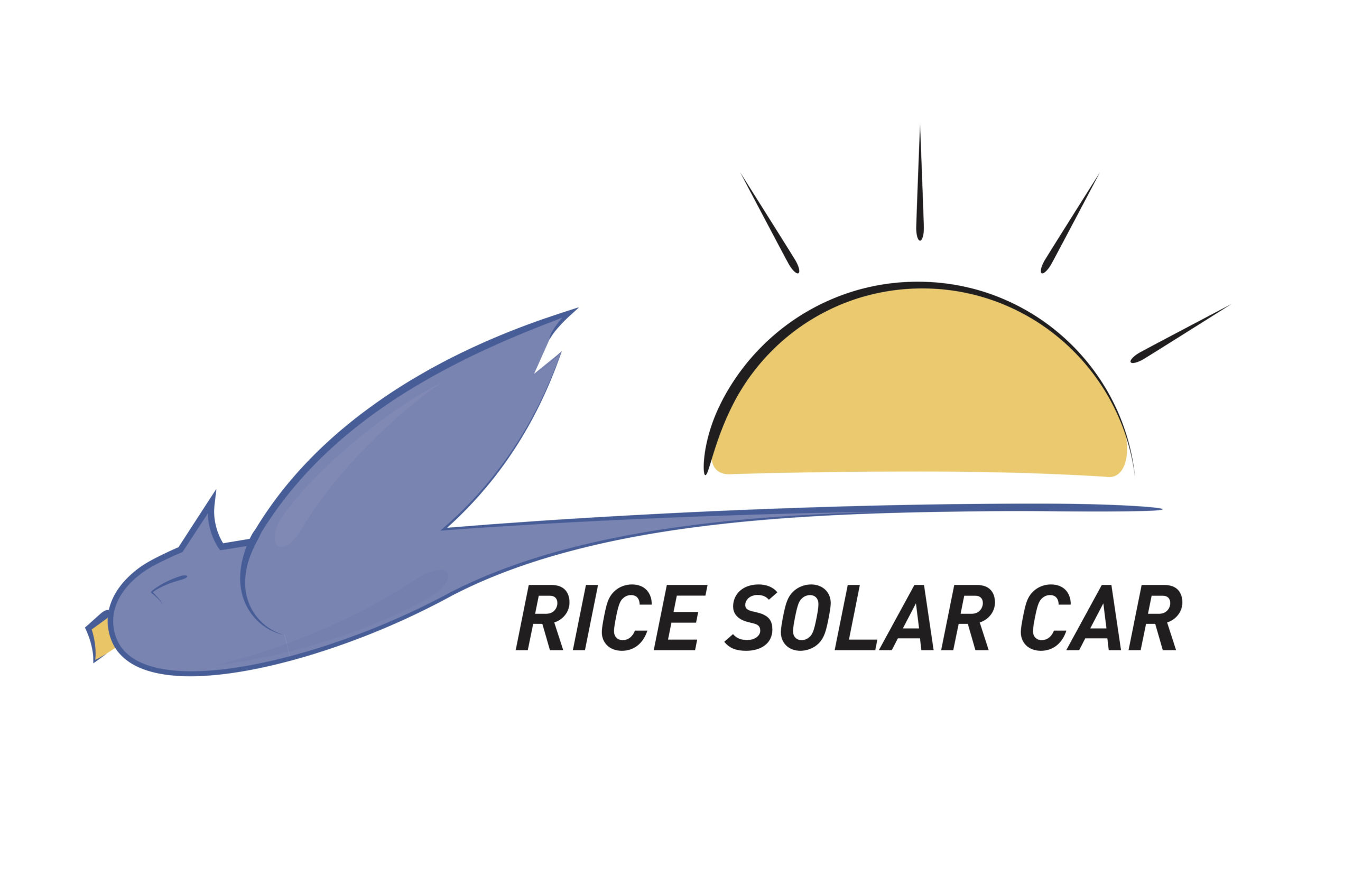 Rice Solar Car Logo