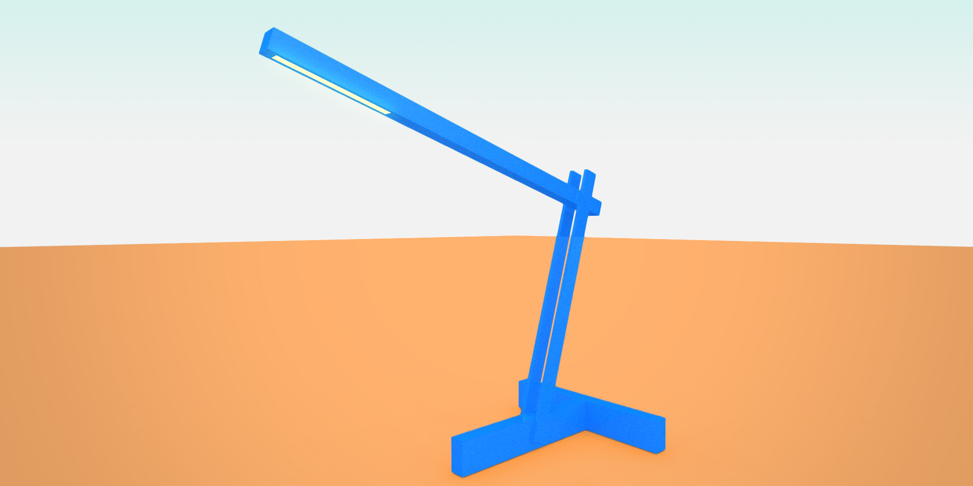solarlamp rendering