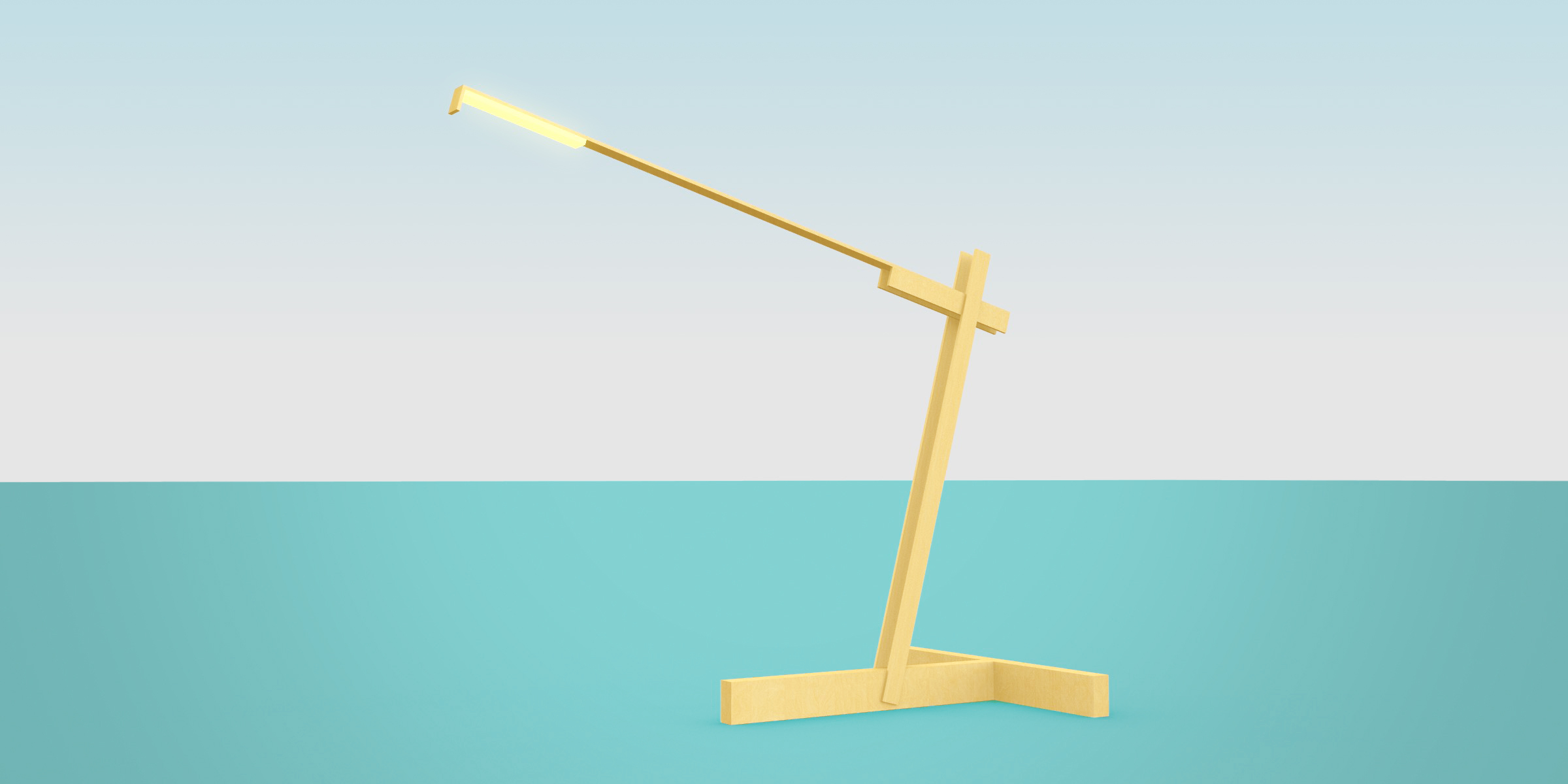 armature lamp rendering