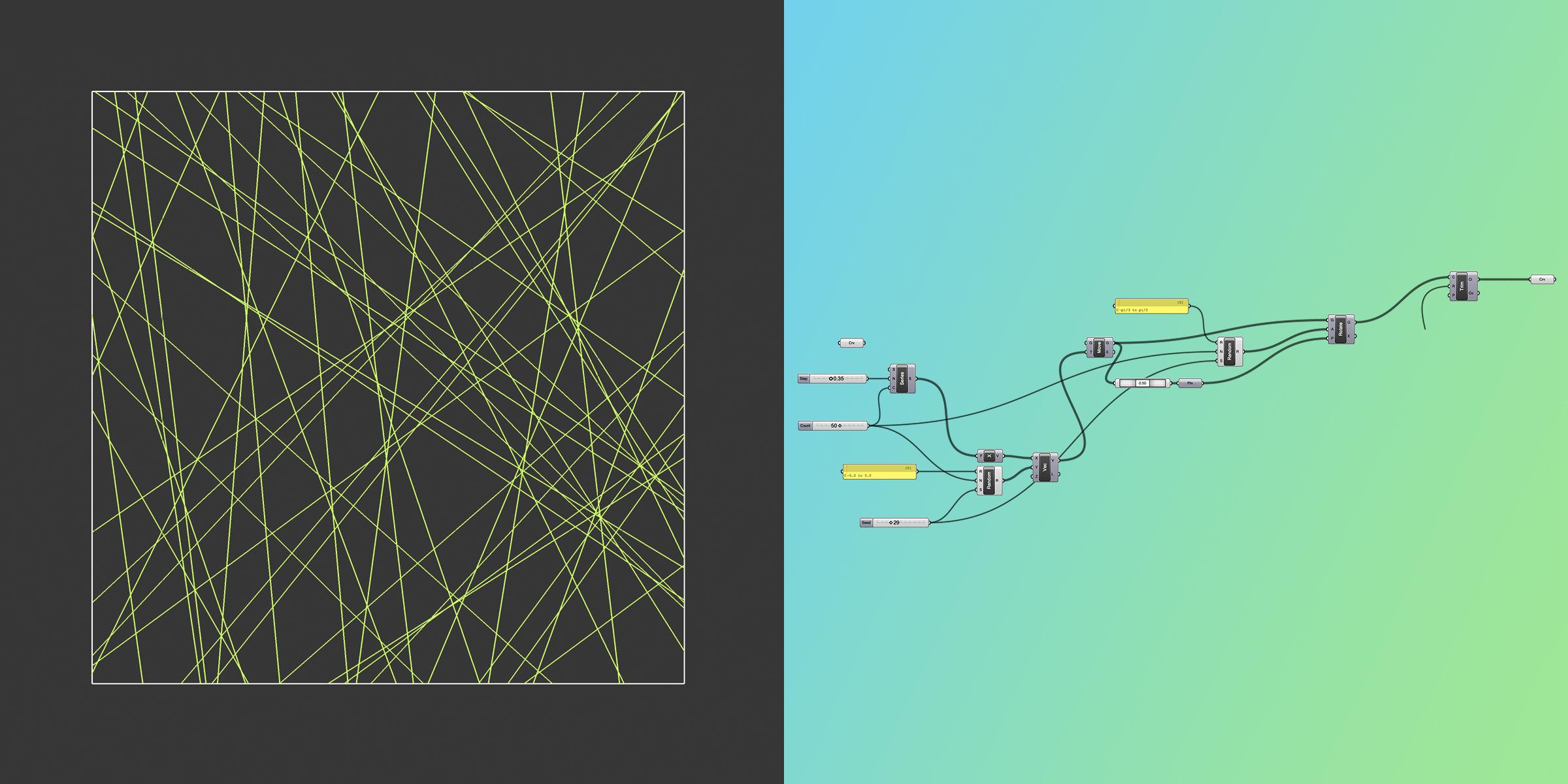 parametric-netting